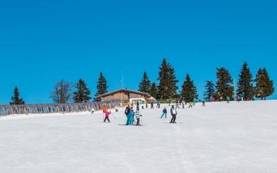 Od soboty 17.12. je skiareál v provozu !